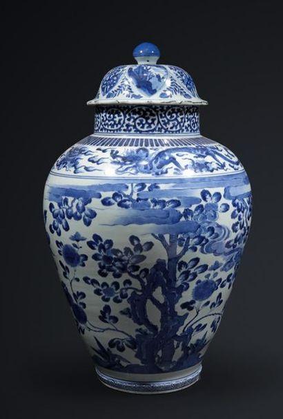 JAPON ARITA Période Edo, vers 1700. Importante...