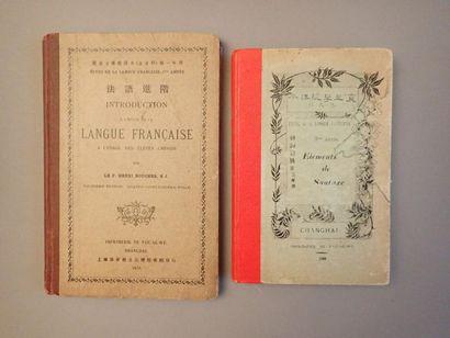 Deux ouvrages de l'Orphelinat de T'ou-Sè-Wè...