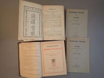 [DICTIONNAIRES] Lot de 3 dictionnaires :...