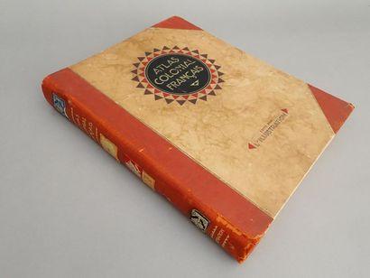 1929  Commandant Paul POLLACCHI  Atlas colonial...