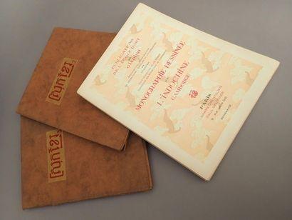 1936  Publication de l'Ecole d'Art de Giadinh...