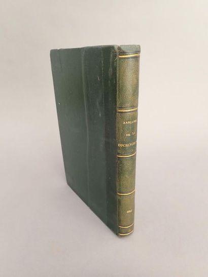 1867  Annuaire de la Cochinchine française....