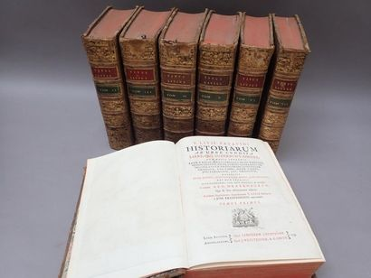 TITE-LIVE. Historiarum ab urbe condita libri...