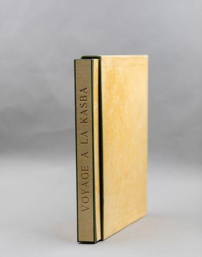 [MAGHREB]  1953  Gabriel Audisio.  Voyage...