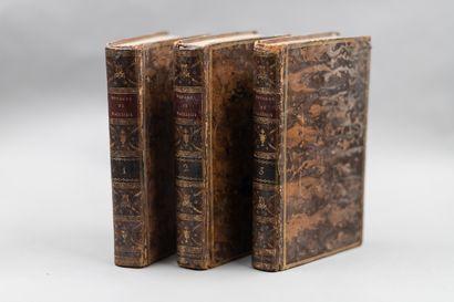 [AMERIQUE]  1802.  Voyages d'A. Mackenzie...
