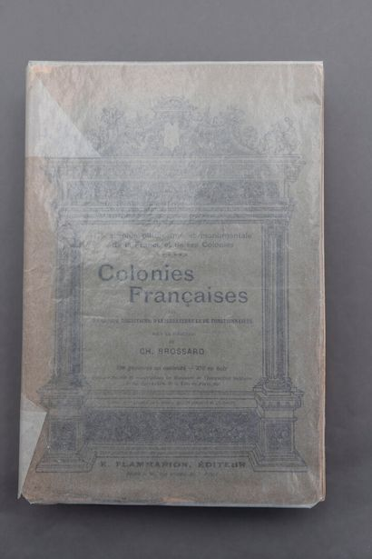 1906.  Brossard.  Géographie pittoresque...
