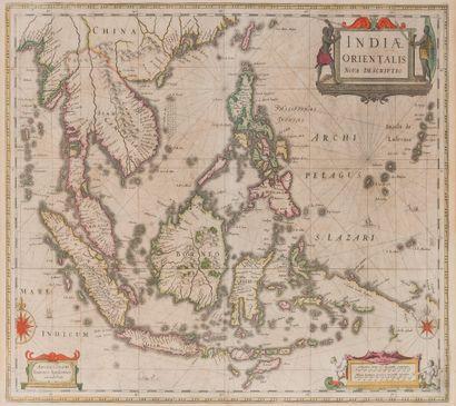 Indes orientales  Johannes Jansson (1588-1664)...