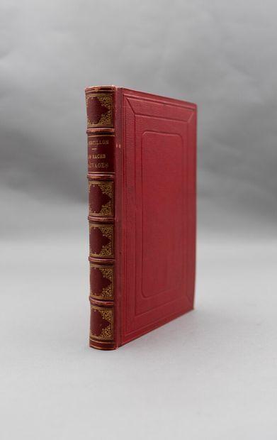 1883.  Bertillon, Alphonse.  Les races sauvages....