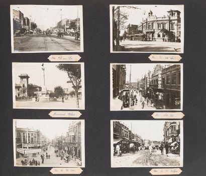 1936 - 1938  Campagne de Chine.  Album photographique...