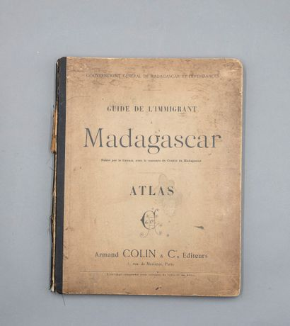 [MADAGASCAR]  1899.  Gouvernement Général...