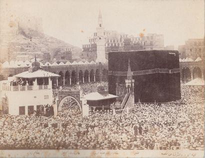 Muhammad Sadiq Bey (1832-1902)  Arabie Saoudite,...