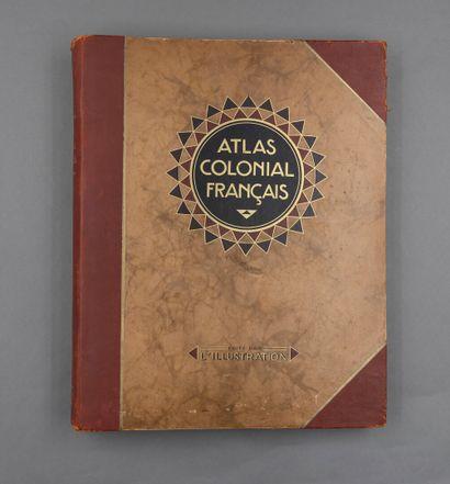 1929.  Commandant Paul POLLACCHI.  Atlas...