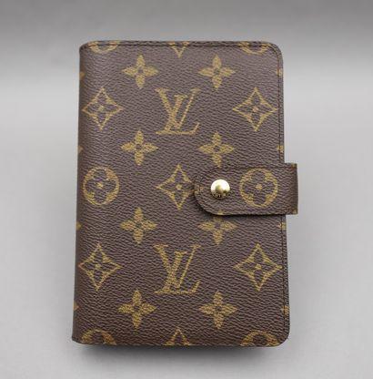 Louis VUITTON. Portefeuille de femme en...