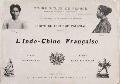 1911. UMBDENSTOCK, A. : L'Indo-Chine française....