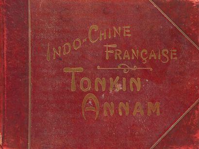 1909  Pierre Dieulefils  L'Indo-Chine pittoresque...