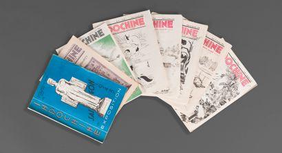 1941  Indochine, hebdomadaire illustré (1941-1943)...