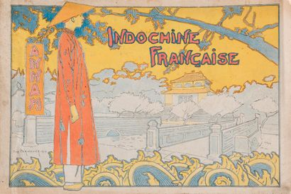 1919.  L'Indochine Française - Annam. Edité...