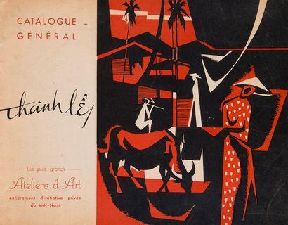 1965  Catalogue Général Thanh Lê.  Rarissime...