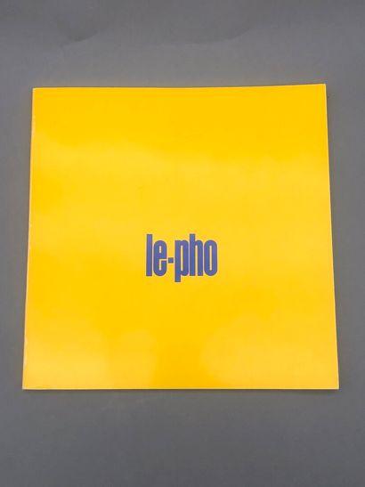 1970  Lê Pho.  Par Waldemar George.  Très...