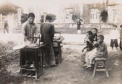 1935  Souvenir de Christiane Xuan au lieutenant...