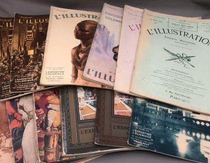 1926  Lot de documentation sur les Arts de...