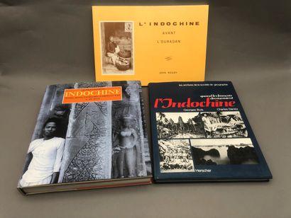 1981  Ensemble de trois monographies illustrées...