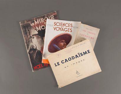 1931. Documentation sur le Caodaïsme  Un...
