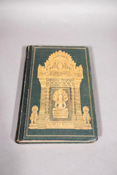 1880  Louis Delaporte (1842-1925) :  Voyage au Cambodge, l'Architecture Khmer,  par...