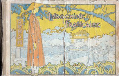 1919.  L'Indochine Française - Annam.  Edité par Paris, Publications du Gouvernement...