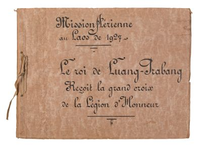 1927  Fond de Jules Bosc, résident supérieur...