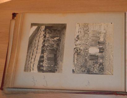 1895 - 1900.  Raphaël Moreau (1853-1913), Pierre Dieulefils (1862-1937) et anonymes....