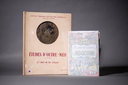 1952  - Institut Français d'Outre Mer-Marseille...