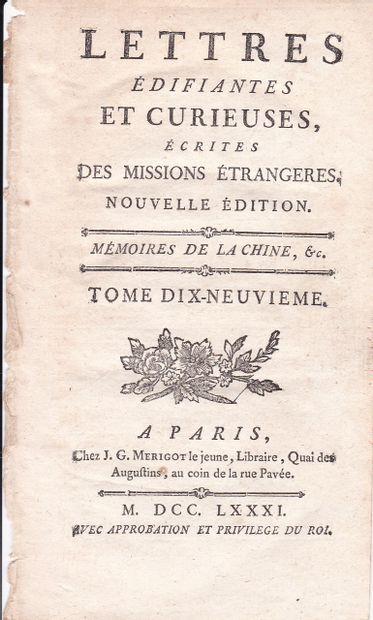 1781-1947  Ensemble de cartes et documents...