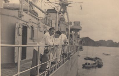 1948  Reportage photographique sur les accords...