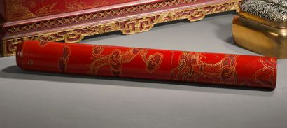 1820. Regne de S.M. l'Empereur Minh Mang...