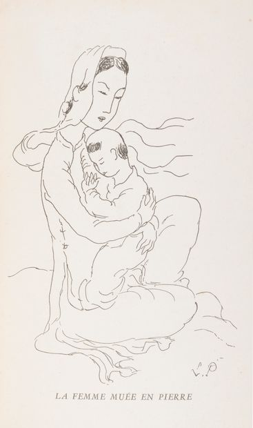1952  Catalogue d'exposition Nguyen Huyen (Laque, peinture sur soie, huile, pastel,...