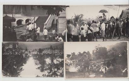 1926  Un ensemble de photographies et documents...