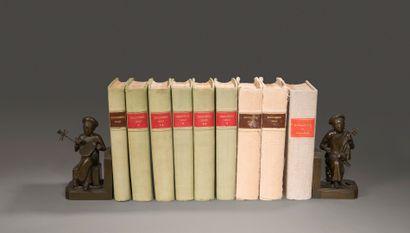 1940  Collection complète de la revue