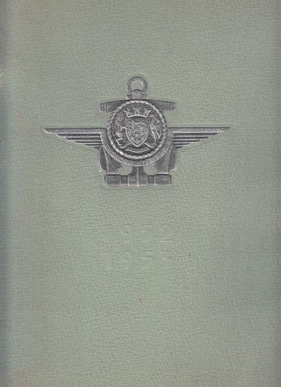 1953  Porte-Avions Arromanches  Groupe porte-avions...
