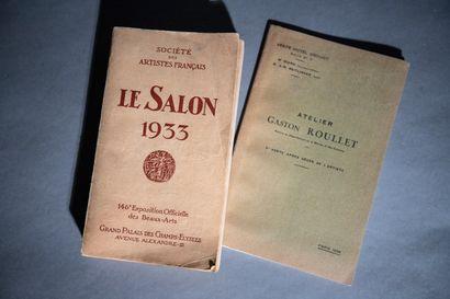 1926  Documentation sur les expositions,...
