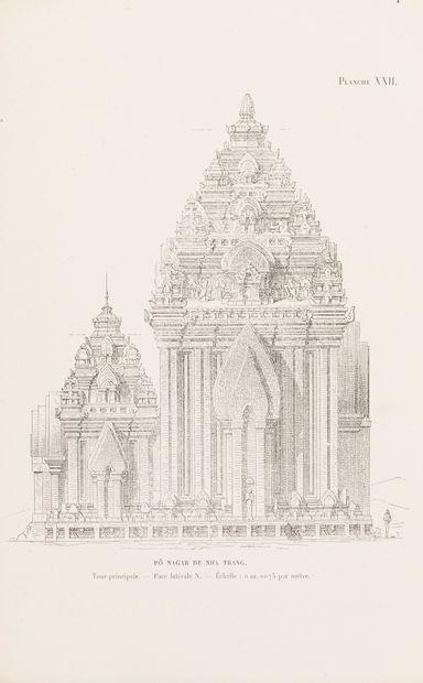 1909  Henri Parmentier (1870-1949)  Inventaire descriptif des monuments Cams de...