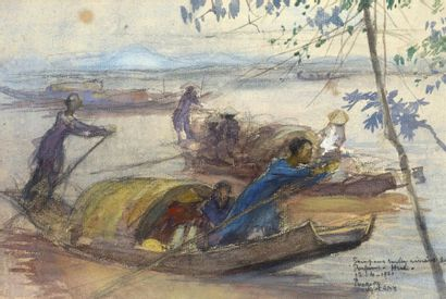D. CHARLES FOUQUERAY (1869-1956).  Ecole...