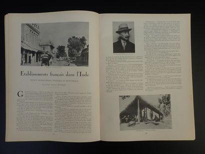 LE LIVRE D'OR DE L'EXPOSITION COLONIALE  INTERNATIONALE DE PARIS 1931  Publié sous...