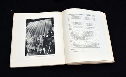 1933. GEORGES LE FÈVRE  LA CROISIÈRE JAUNE  Troisième mission, Georges-Marie Haardt,...