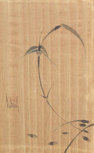 LE MINH (né en 1937).  Ecole des Arts appliqués...