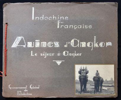 1924/1928  GOUVERNEMENT GENERAL DE L'INDOCHINE....