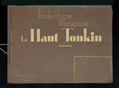 1924/1928  GOUVERNEMENT GENERAL DE L'INDOCHINE...