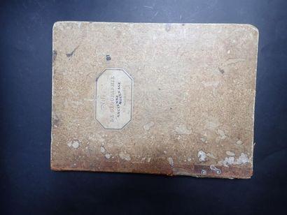 1847  ATLAS DE LA GEOGRAPHIE ANCIENNE, DU MOYEN ÂGE ET MODERNE, ADOPTE PAR LE CONSEIL...