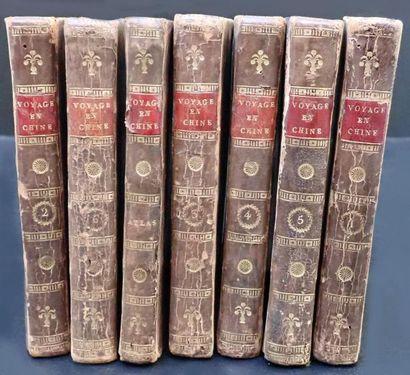 1804. Lord Macartney Voyages en Chine et...
