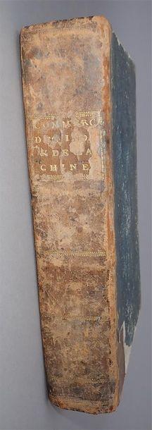 1806. Pierre Blancard. Manuel du commerce...